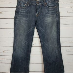 Citizens of Humanity Kelly #063 Cropped Jeans
